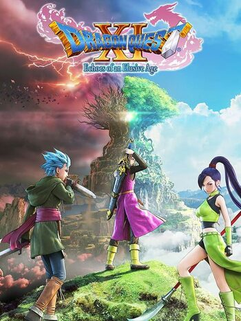 Dragon Quest XI: Echoes of an Elusive Age Steam Key GLOBAL