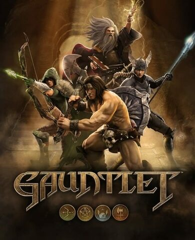 Gauntlet Steam Key GLOBAL