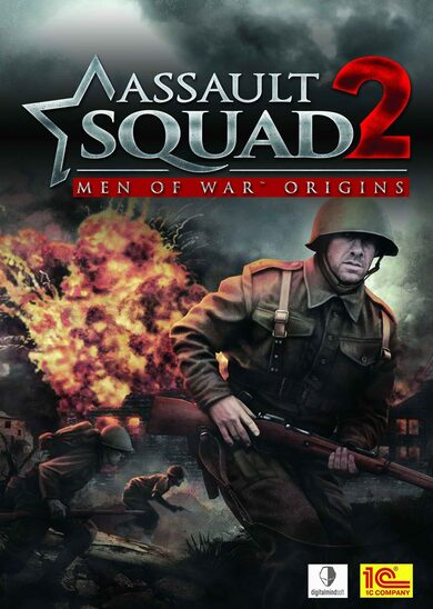 Assault Squad 2: Men of War Origins Steam Key GLOBAL фото