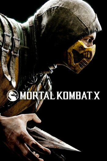 Mortal Kombat X (incl. Goro DLC) Steam Key GLOBAL