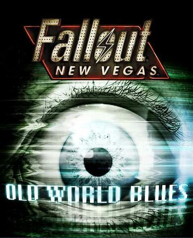 Fallout New Vegas - Old World Blues (DLC) Steam Key EUROPE