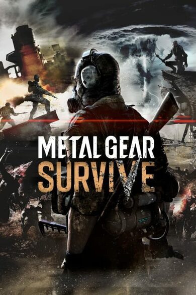 Metal Gear Survive Steam Key EUROPE