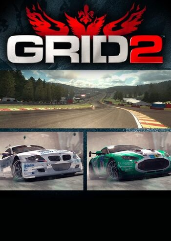 GRID 2 - Spa-Francorchamps Track Pack (DLC) Steam Key GLOBAL