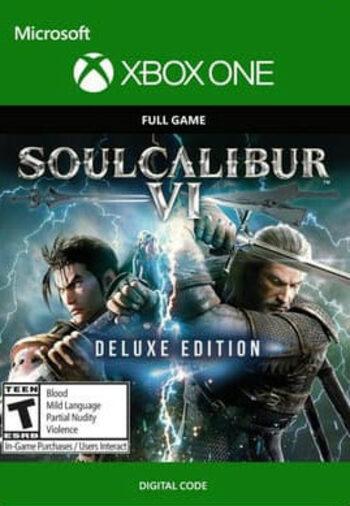 Soulcalibur VI (Deluxe Edition) (Xbox One) Xbox Live Key UNITED STATES