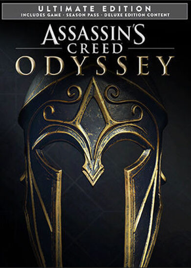 Assassin's Creed: Odyssey (Ultimate Edition) Uplay Key EUROPE