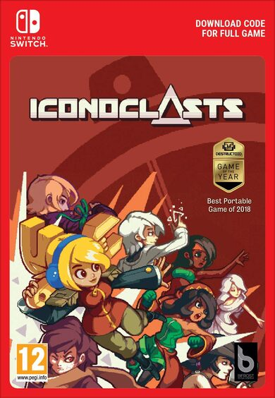 Iconoclasts (Nintendo Switch) eShop Key EUROPE