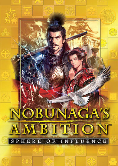 NOBUNAGA'S AMBITION: Sphere of Influence Steam Key GLOBAL