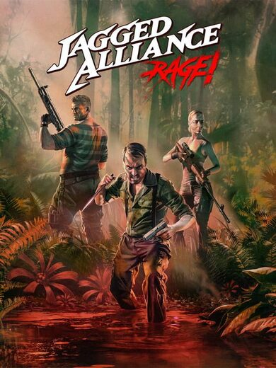 Jagged Alliance: Rage! Steam Key EUROPE