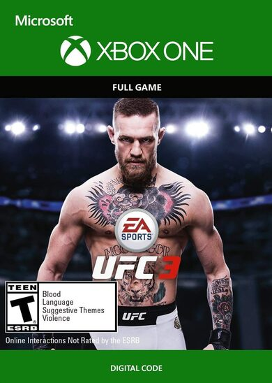 EA SPORTS UFC 3 (Xbox One) Xbox Live Key UNITED STATES