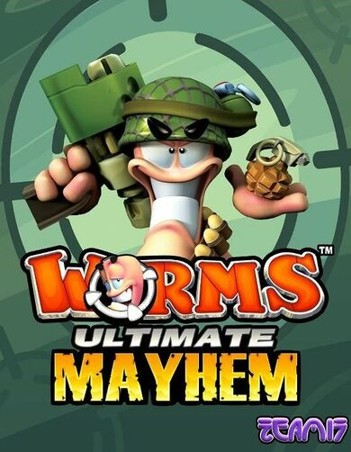 Worms Ultimate Mayhem Steam Key EUROPE