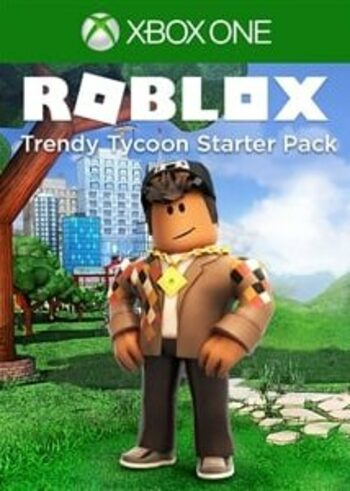 Roblox Trendy Tycoon (Xbox One) Xbox Live Key EUROPE