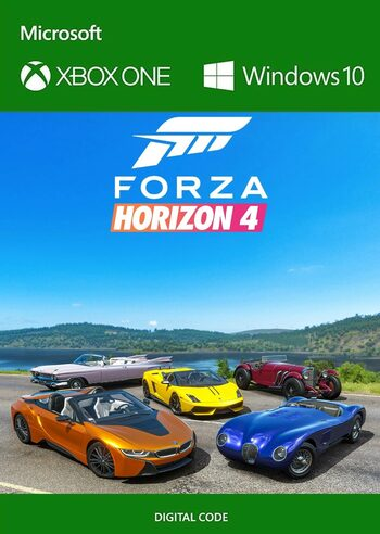 Forza Horizon 4 Open Top Car Pack (DLC) PC/XBOX LIVE Key EUROPE