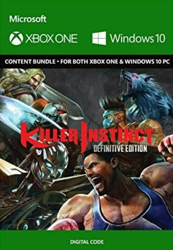 Killer Instinct: Definitive Edition PC/XBOX LIVE Key UNITED STATES