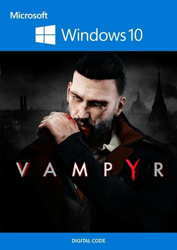 Vampyr - Windows 10 Store Key UNITED STATES