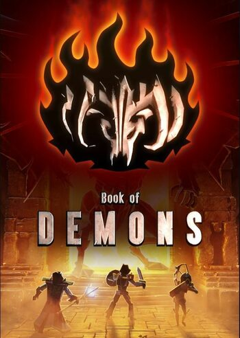Book of Demons Steam Key GLOBAL