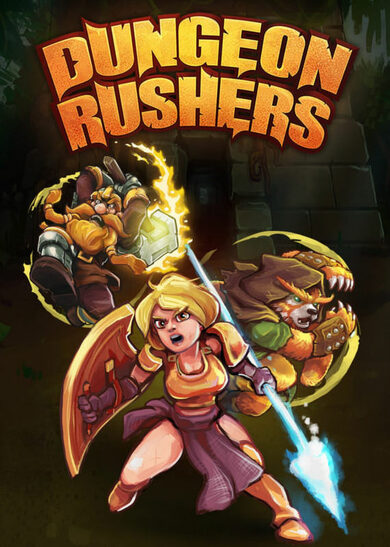 Dungeon Rusher Steam Key EUROPE