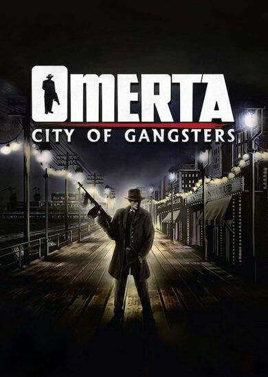 Omerta - City of Gangsters Steam Key EUROPE