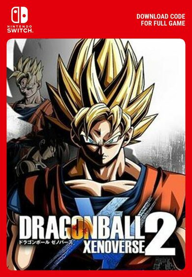Dragon Ball: Xenoverse 2 (Nintendo Switch) eShop Clave EUROPA