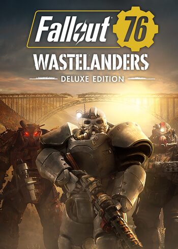 Fallout 76: Wastelanders Deluxe Edition Bethesda.net Key NORTH AMERICA