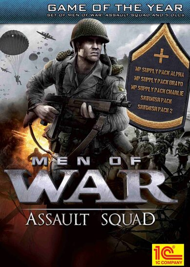 Men of War: Assault Squad (GOTY) Steam Key GLOBAL
