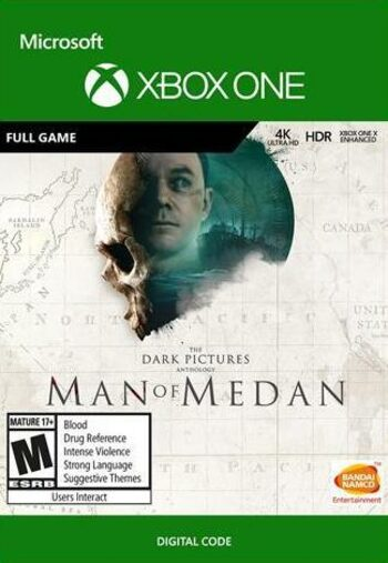 The Dark Pictures Anthology: Man of Medan (Xbox One) Xbox Live Key GLOBAL