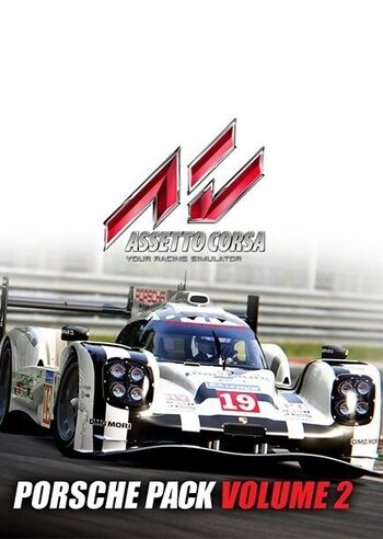 Assetto Corsa - Porsche Pack II (DLC) Steam Key GLOBAL