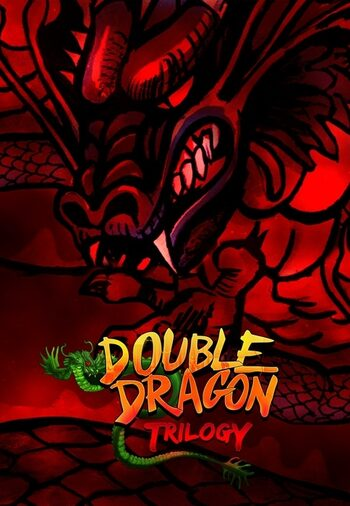 Double Dragon Trilogy Steam Key GLOBAL