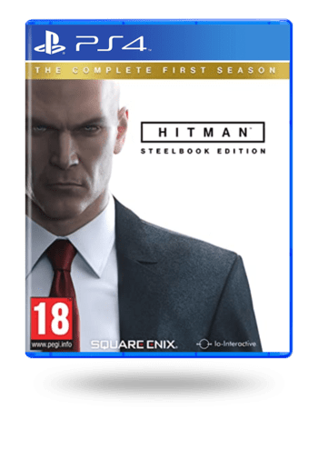 Hitman: The Complete First Season PlayStation 4