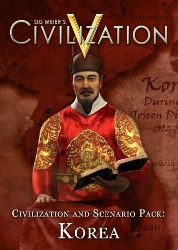 Sid Meier's Civilization V - Korean Civilization Pack (DLC) Steam Key GLOBAL