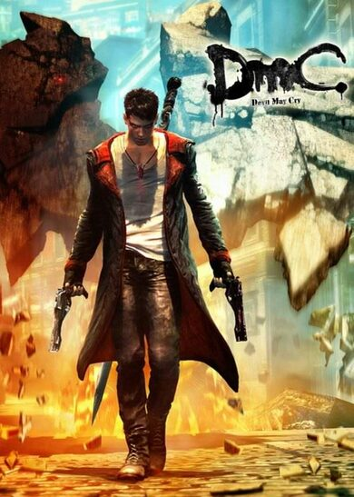 DMC: Devil May Cry Steam Key EUROPE фото