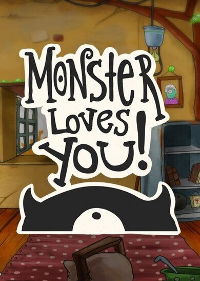 Monster Loves You! Steam Key GLOBAL