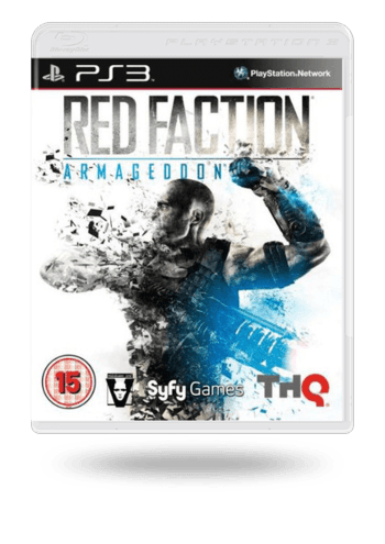 Red Faction: Armageddon PlayStation 3