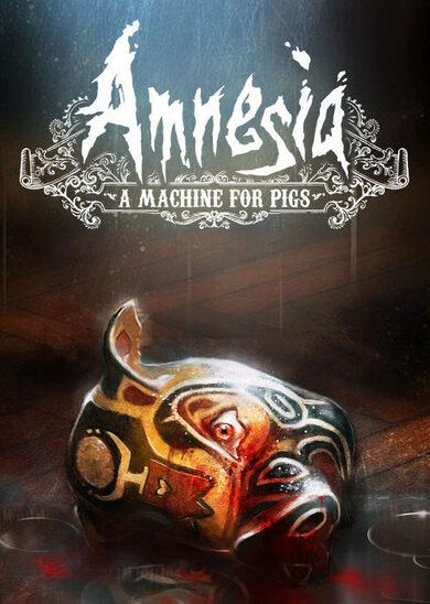 Amnesia: A Machine for Pigs Steam Key GLOBAL фото