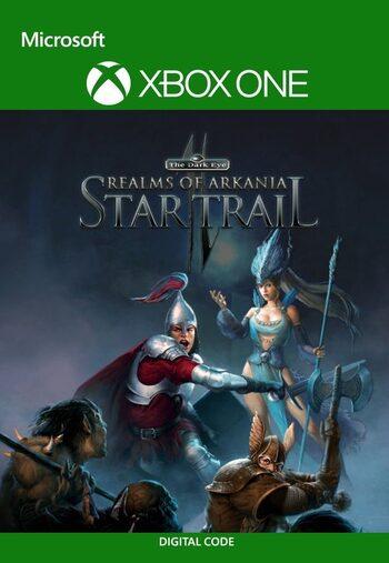 Realms of Arkania: Star Trail XBOX LIVE Key UNITED STATES