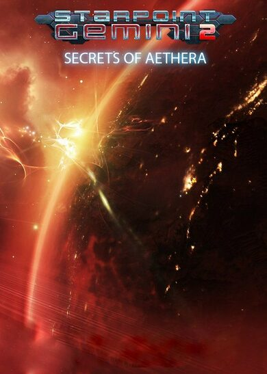 Starpoint Gemini 2 - Secrets of Aethera (DLC) Steam Key GLOBAL
