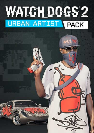 Watch Dogs 2 - Urban Artist Pack (DLC) Uplay Key GLOBAL