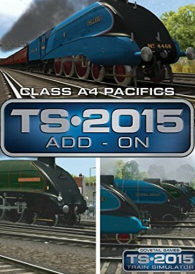 Train Simulator - Class A4 Pacifics Loco Add-On (DLC) Steam Key EUROPE
