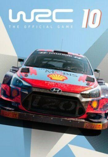WRC 10 FIA World Rally Championship Clé Steam GLOBAL