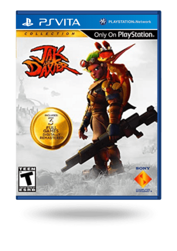 Jak and Daxter Collection PS Vita