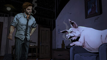 The Wolf Among Us PlayStation 4 for sale