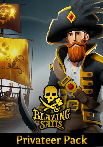 Blazing Sails - Privateer Pack (DLC) Steam Key GLOBAL