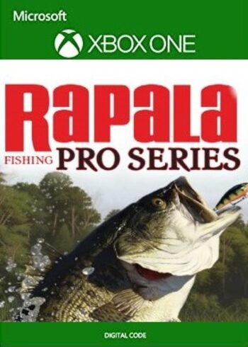 Rapala Fishing: Pro Series (Xbox One) Xbox Live Key UNITED STATES
