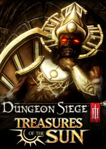 Dungeon Siege III - Treasures of the Sun (DLC) Steam Key GLOBAL
