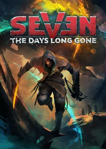 Seven: The Days Long Gone - Artbook, Guidebook and Map (DLC) Steam Key GLOBAL