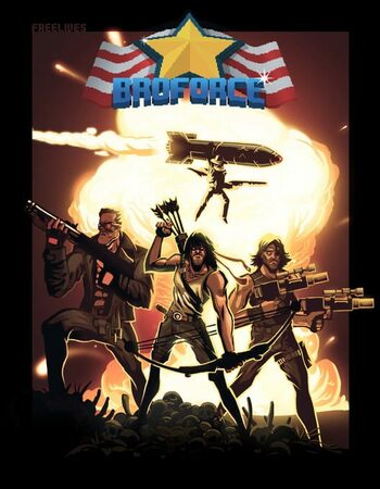 Broforce Steam Clave GLOBAL