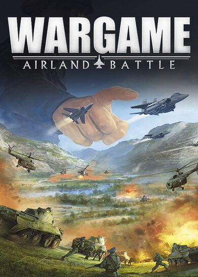 Wargame: AirLand Battle Steam Key EUROPE