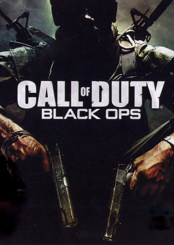Call of Duty: Black Ops (Uncut) Steam Key EUROPE