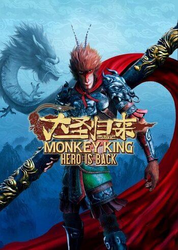 Monkey King: Hero is Back Steam Key GLOBAL