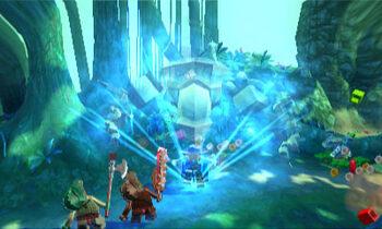 LEGO Legends of Chima: Laval's Journey Nintendo DS
