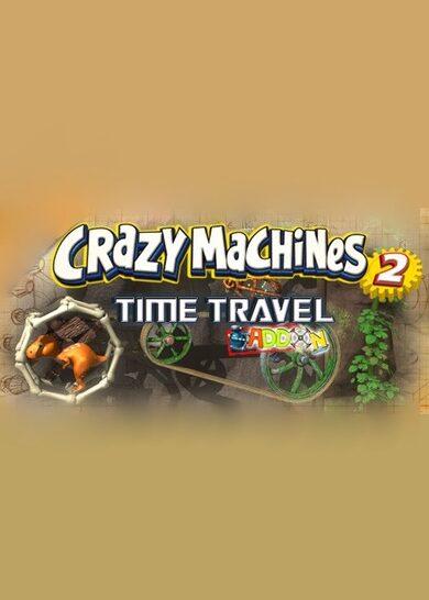 Crazy Machines 2: Time Travel Add-On (DLC) Steam Key GLOBAL фото